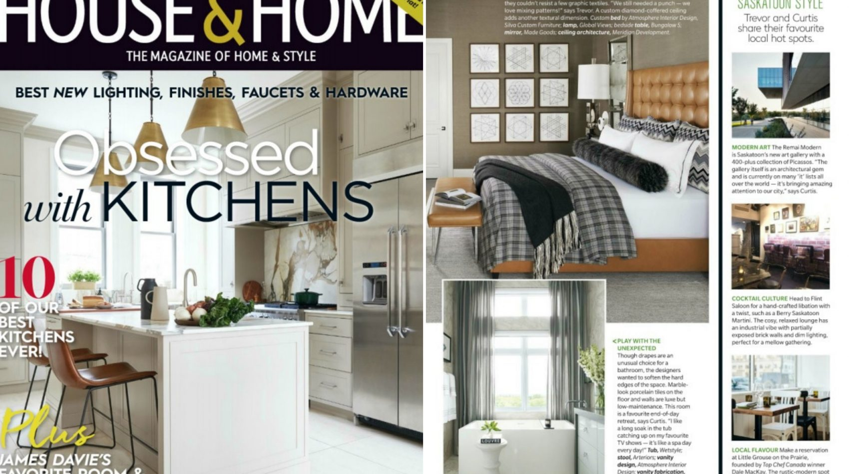 House & Home the Magazine march 2018