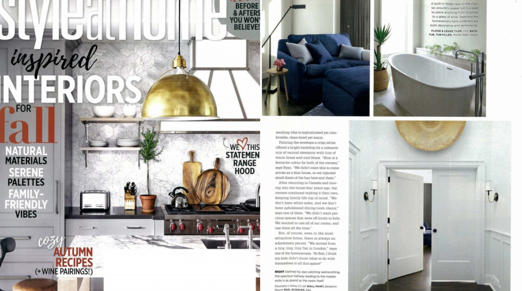 style at home fall 2019 tabloid -