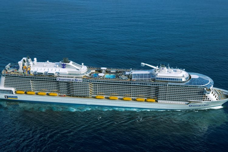 quantum of the seas project