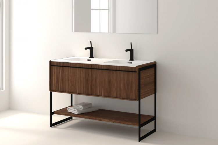deco floor mount vanity 1