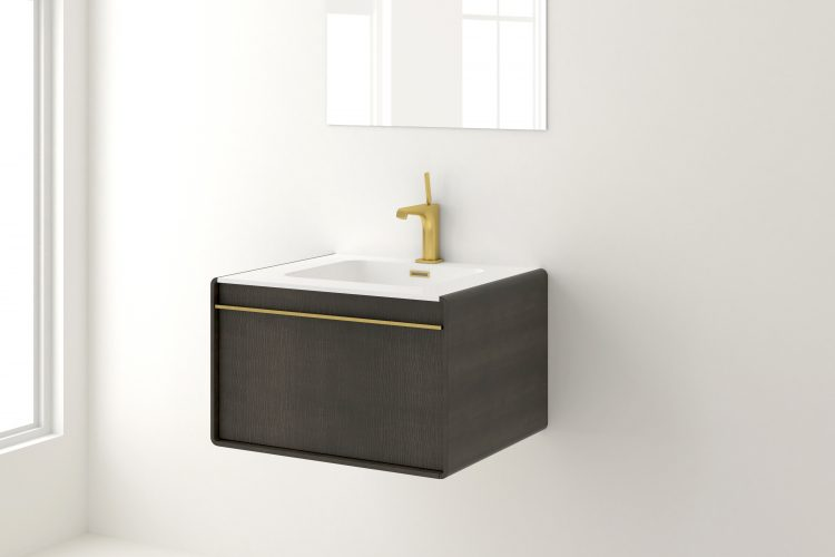 deco wall mount vanity