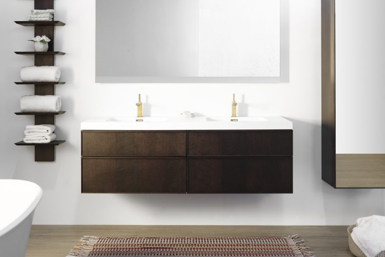 frame linea vanity