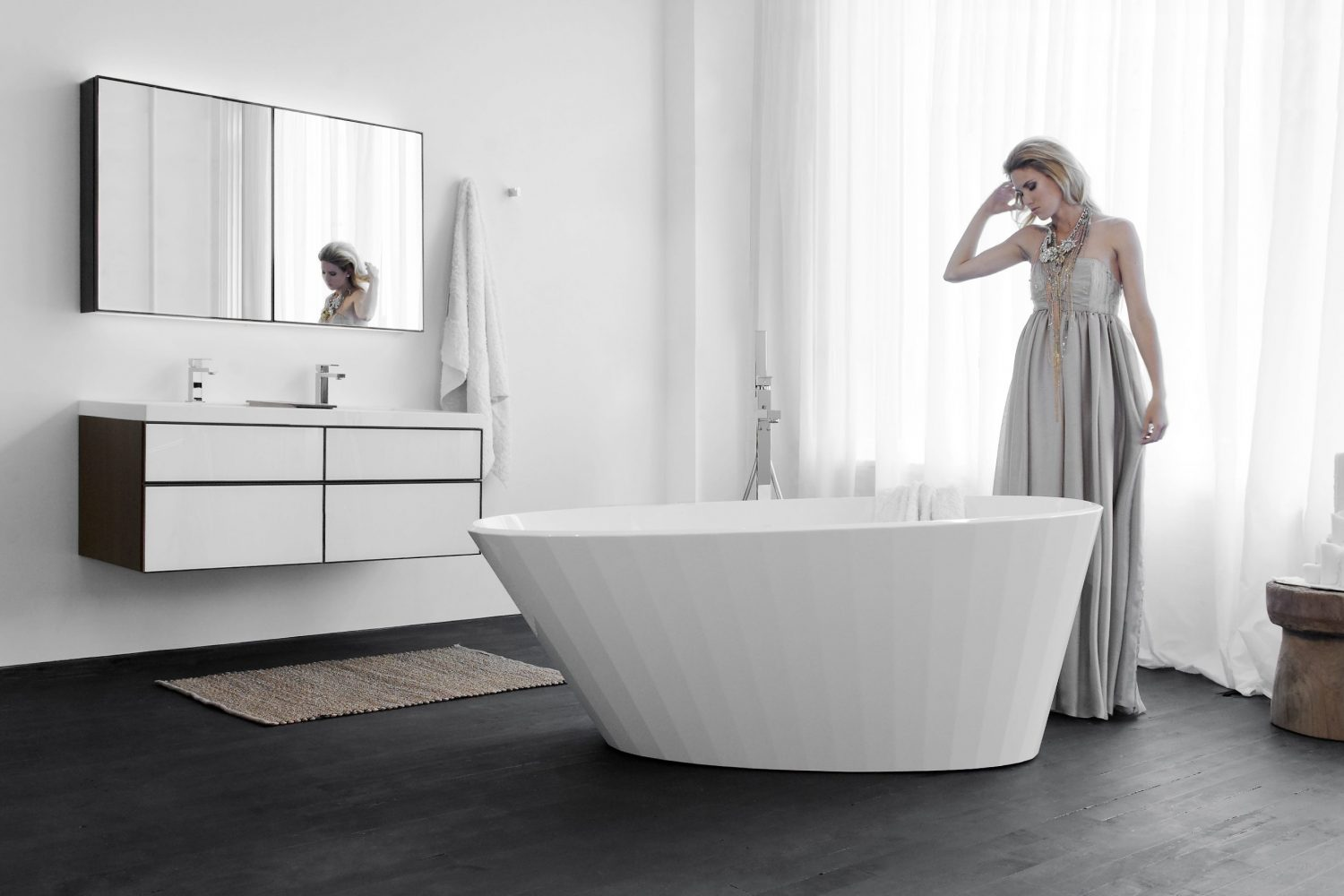 couture bathtub