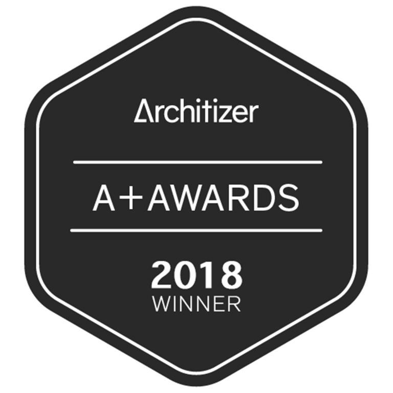 architizer a + awards 2018 winner