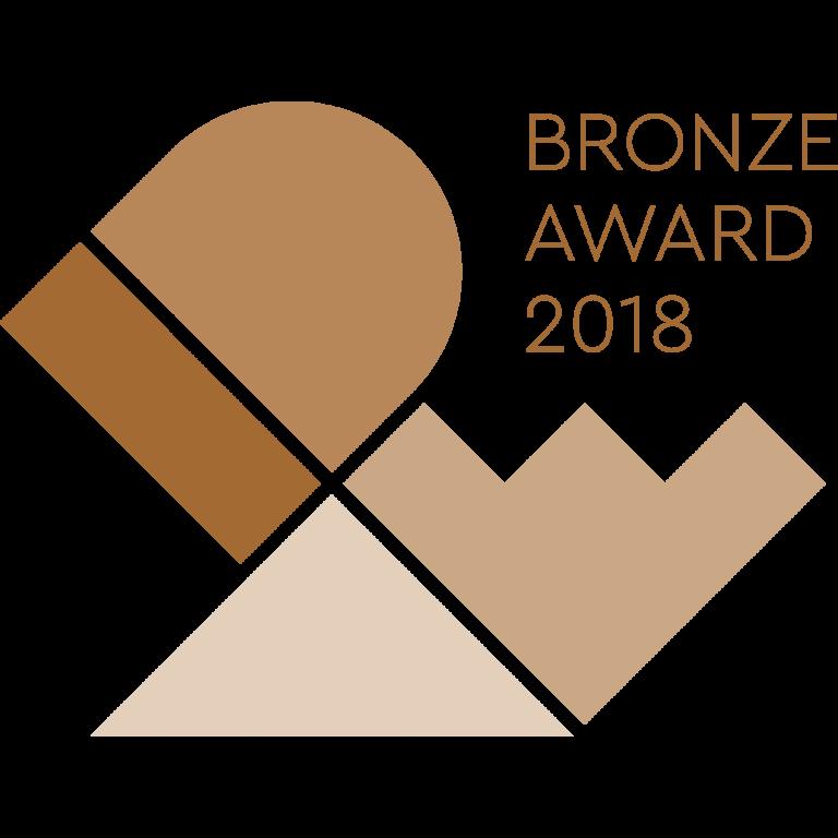 bronze award 2018
