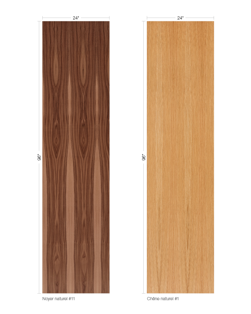 The beauty of natural hardwood…and accepting its differences