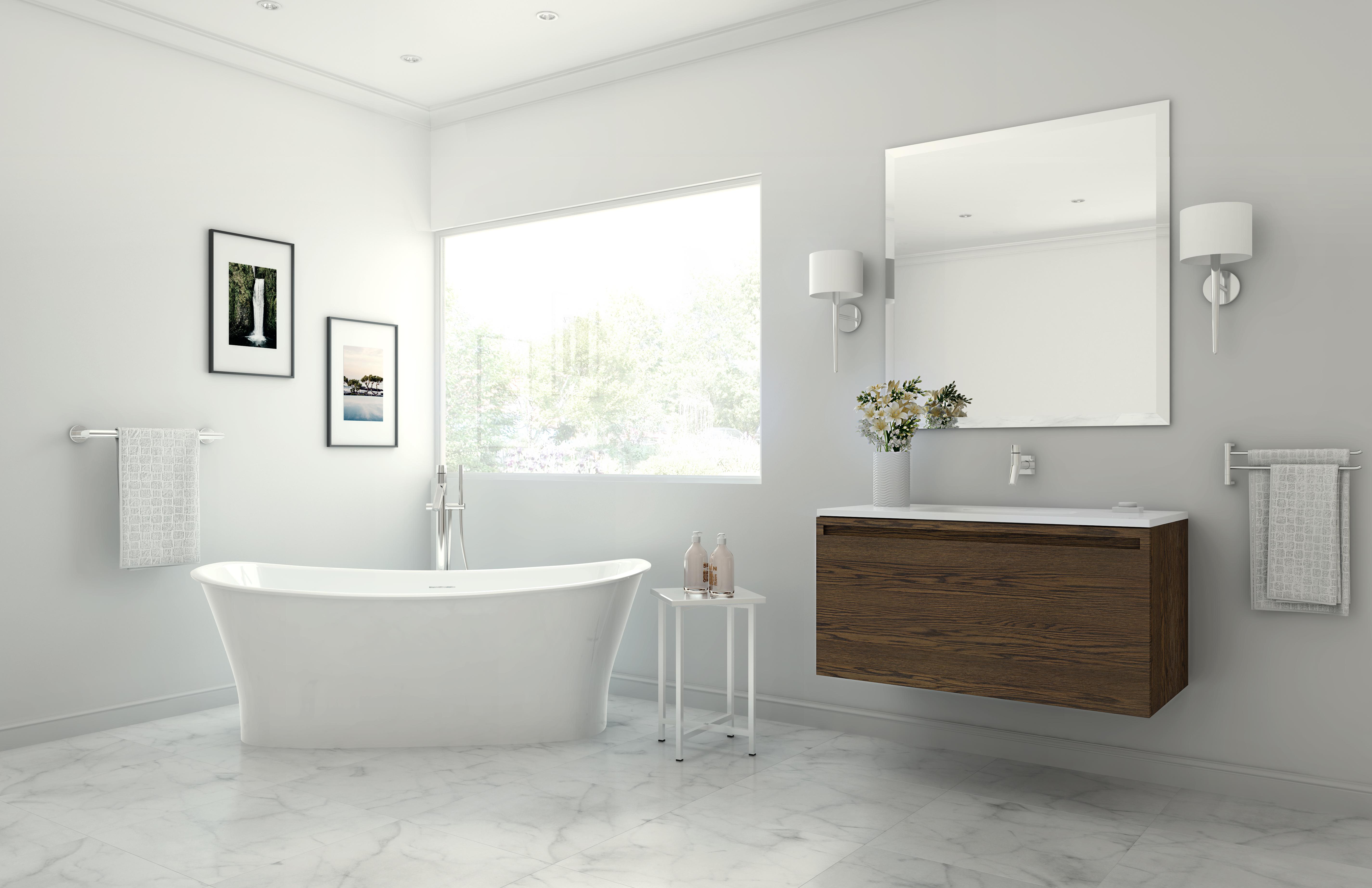 Comment déterminer le style de votre salle de bain | WETSTYLE