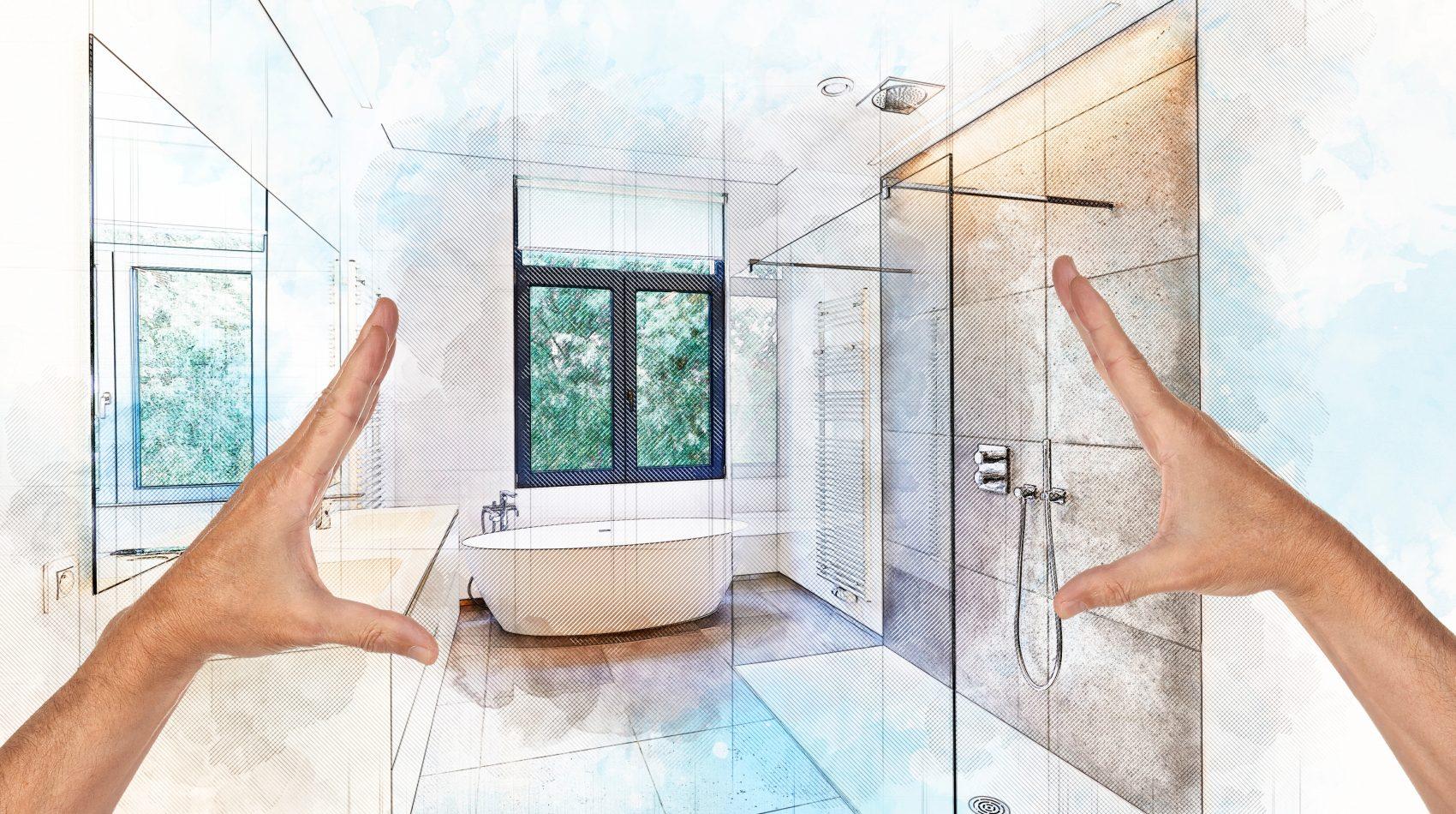 Comment faire paraître une petite salle de bain plus grande ...