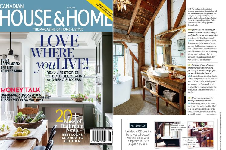 House and home 2019 june tabloid - ove collection
